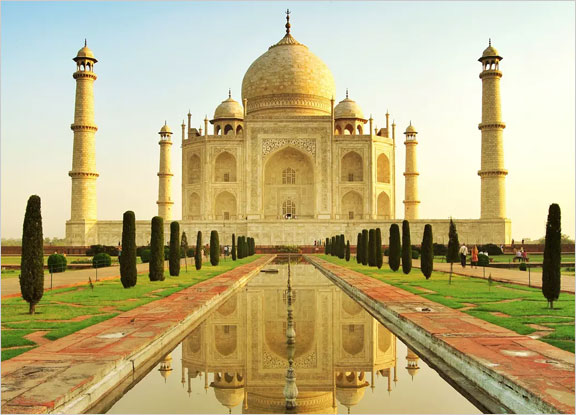 Agra tour in November