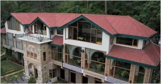 Alcor Spa Resorts is the Premium hotel in Kasauli Himachal