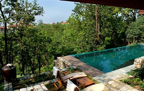 Ananda SPA & Yoga Rishikesh Weekend Fune Package