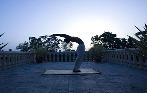 Ananda SPA & Yoga Rishikesh Weekend SPA Package
