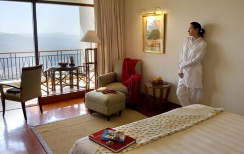 Ananda SPA & Yoga Rishikesh Weekend Adventure Tour Package