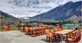 Apple Bud Cottages on Kanyal Road, Upper Rangri, Manali