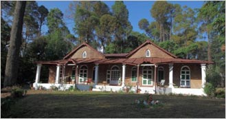 Hotel Camp Bliss 2 Star hotel in Ranikhet
