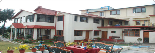 Classic Hill Top Resort Chamba