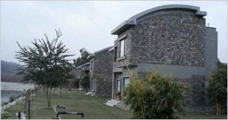 Club Mahindra Corbett at Ramnagar near Corbett National Park