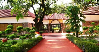 Corbett Leela Vilas Resort at Ramnagar near Corbett National Park
