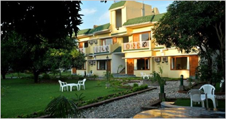 Corbett Maya Resort at Jhirna Road near Corbett National Park
