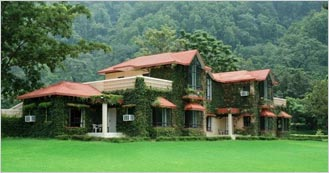 Corbett Ramganga Resort 4 Star hotel in Ranikhet