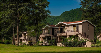 Corbett River Creek Resort at Village Jhadgaon, Marchula near Corbett National Park