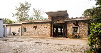 Corbett Suman Grand Resort at Garjia, Ramnagar near by Corbett National Park