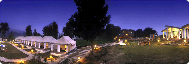 Best Luxury Resorts in Corbett