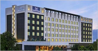 Crystal Sarovar Premiere Agra 5 Star Luxury hotel in Agra