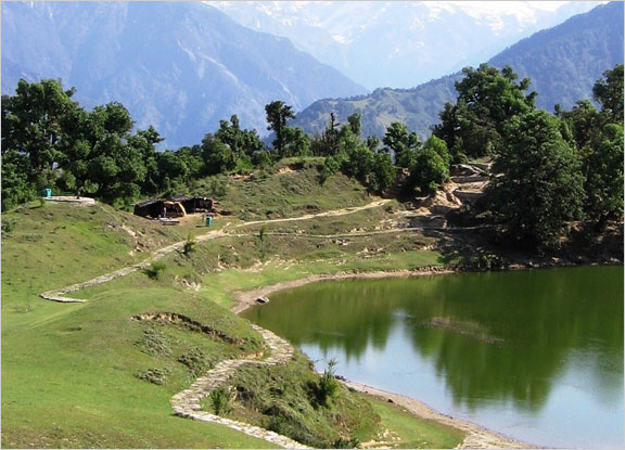 Deori Tak Trekking tour in November