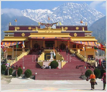 Dharamsala Hill Stattion