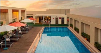 Four Points by Sheraton 4 Star Luxury hotel in Agra