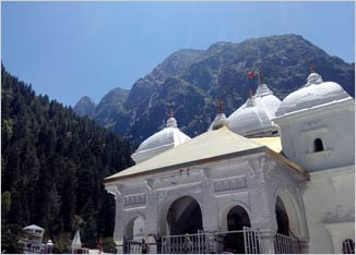 Teen Dham Tour or Gangotri, Kedarnath and Badrinath Tour Package