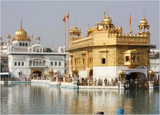 Golden Triangle and Golden Temple Tour