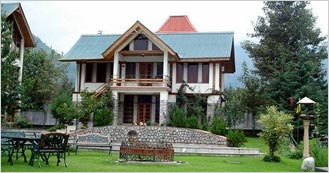Highland Park Resort is the 4 Star Hotel in Manali