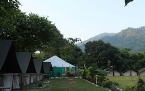 Himalaya Nature Camp Rishikesh
