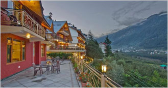 Holiday Cottage and Resorts at Kanyal Road, Manali