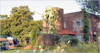 The Homestead at Corbett Country Resorts at Kashipur near by Corbett National Park