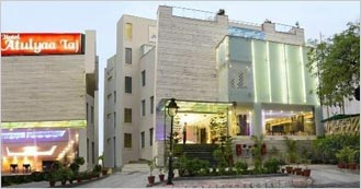 Hotel Atulyaa Taj 4 Star Luxury hotel in Agra
