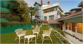 Clarkes Hotel is the 4 Star Hotel in Shimla