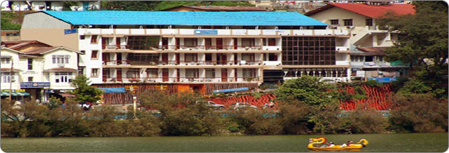 Hotel Classic The Mall, Nainital