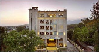 Four Points by Sheraton 4 Star hotel in Dehradun