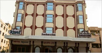 Hotel Kant 4 Star Luxury hotel in Agra
