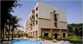 Mansingh Palace Agra is the 3 Star Luxury hotel in Agra