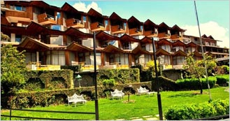 Hotel Manu Allaya is the 5 Star Hotel in Manali