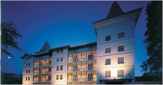 Oberoi Cecil is the 5 Star Luxury Hotel in Shimla