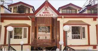 Hotel Rajdoot is the 3 Star Hotel in Shimla
