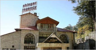Hotel Shingar Regency is the 3 Star Hotel in Manali