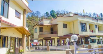 Hotel Shivalik River Retreat 3 Star hotel in Almora