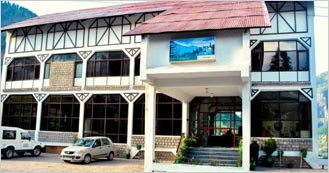 Snowcrest Manor is the 3 Star Hotel in Manali