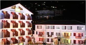 Hotel Sun Park is the 3 Star Hotel in Manali