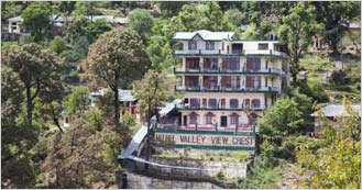 Hotel Valley View Crest at Dharamshala