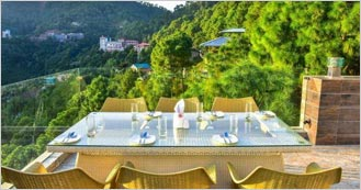 Hotel Whispering Winds 3 Star hotel in Kasauli Himachal