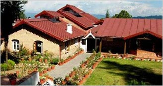 Welcom Heritage Windsor Lodge Ranikhet 3 Star hotel in Ranikhet