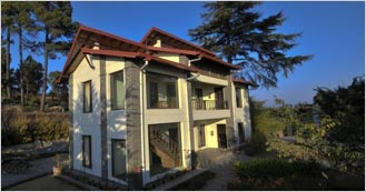 Imperial Heights Resort 3 Star hotel in Almora