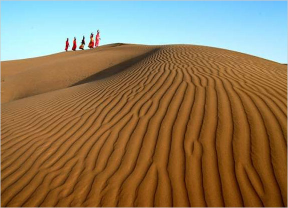 Jaisalmer Tour in November