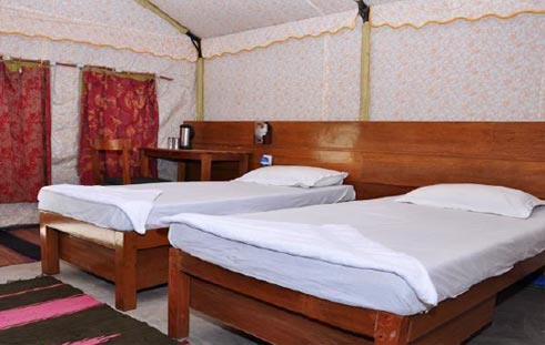 Himalayan eco lodge Jaylagarh