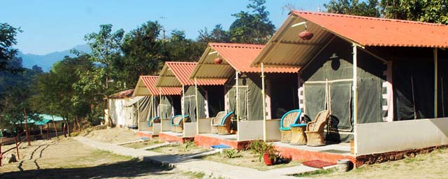 Himalayan eco lodge at Jayalagarh, Uttarakhand