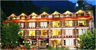 Johnson Lodge is the 3 Star Hotel in Manali