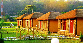 Jungle Paradise Retreat at Dhikuli, Ramnagar near Corbett National Park