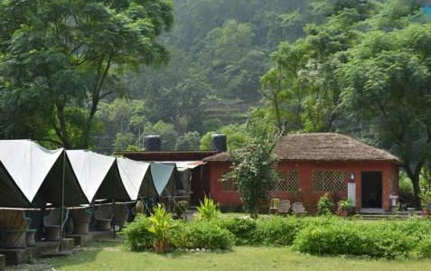 Jungle Retreat Camps, Rishikesh