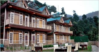 Kamna Hill Resort is the 4 Star Hotel in Shimla