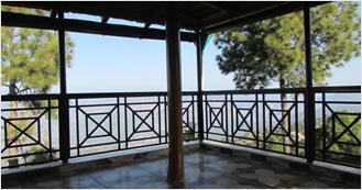 The Himalayan Woods 1 Star hotel in Kausani